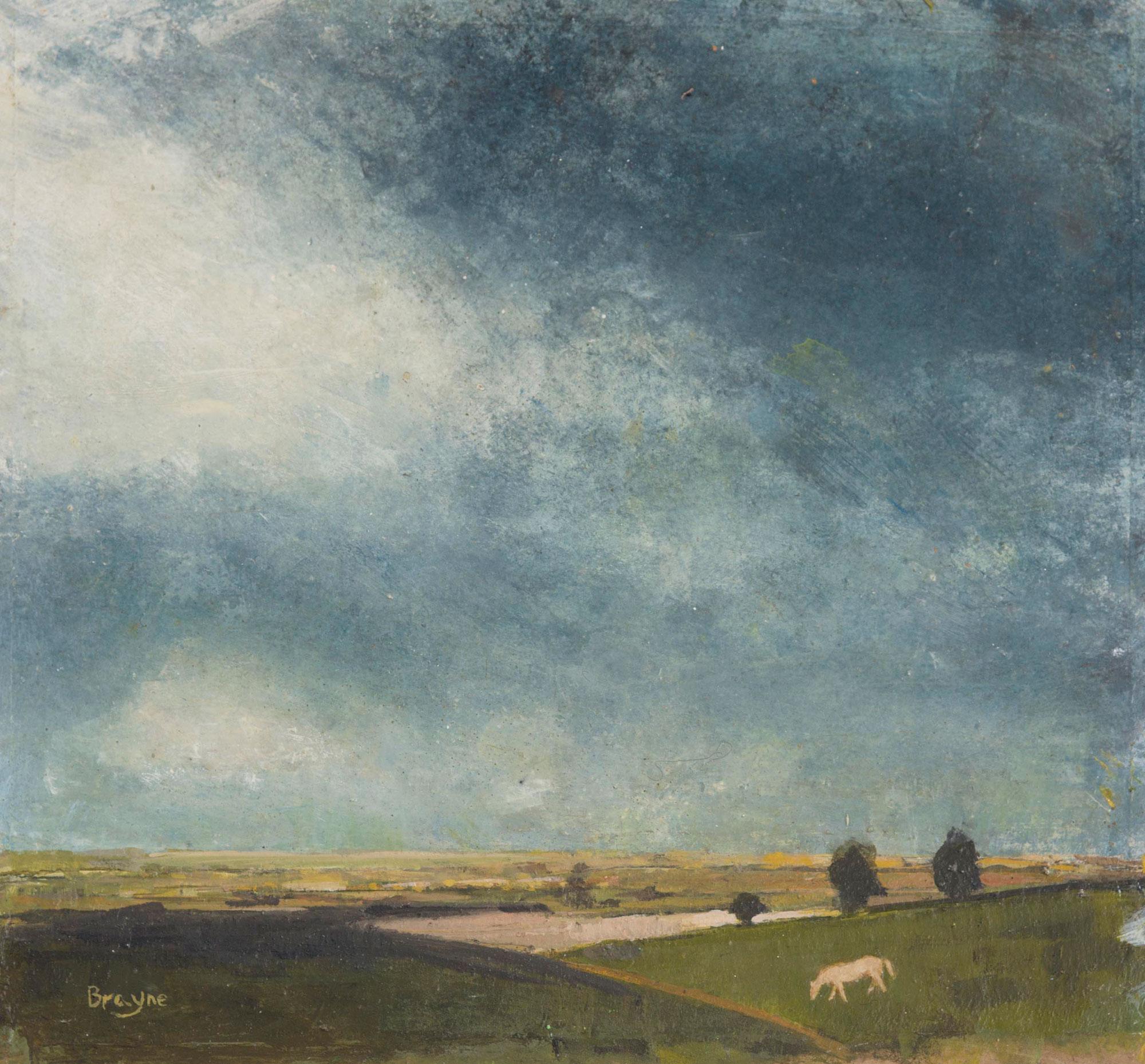 Grey Horse by David Brayne RWS
