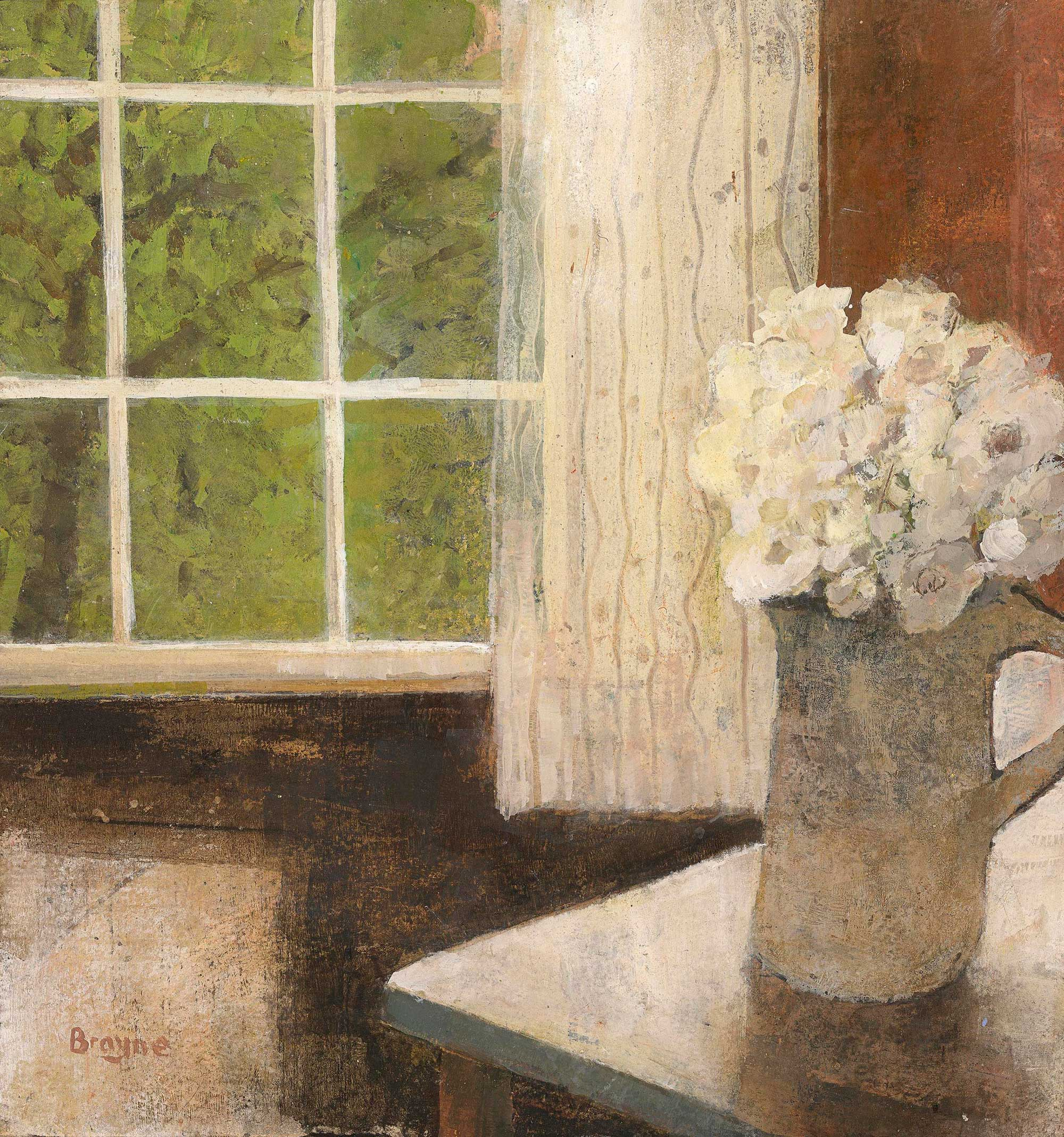 Here Every Spring by David Brayne RWS